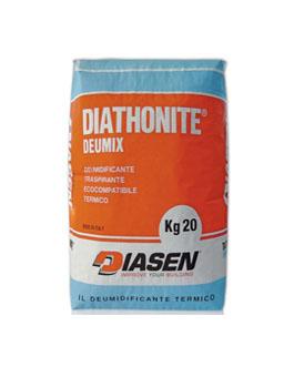 DIATHONITE DEUMIX <br>  Sausinantis/drėgmę reguliuajantis tinkas